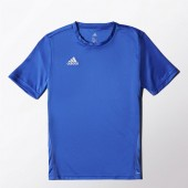 Kids football shirt adidas Core Training Tee Jr S22400