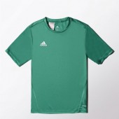 Kids football shirt adidas Core Training Jersey Jr S22402