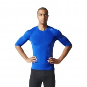 Compression shirt for men adidas Techfit Base Short Sleeve M AJ4972