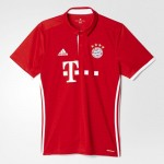 Football shirt for men adidas FC Bayern Munchen Home Replica 2016/17 M AI0049