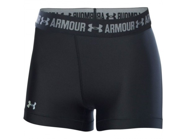 Naiste lühikesed kompressioonpüksid Under Armour HeatGear Armour Shorty W 1297899-001