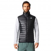 Men's casual vest adidas Varilite Down Vest M BS1563