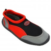 Kids water shoes Aqua-Speed Jr red