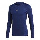 Laste kompressioonsärk adidas Junior ASK LS Tee Y CW7322