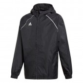 Kids foil jacket adidas CORE 18 RN JKT Junior CE9047