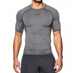 Men's compression shirt Under Armour HG Armour SS M 1257468-090