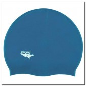 Swimming cap silicone SPURT F206 blue