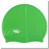 Swimming cap silicone SPURT SH86 green