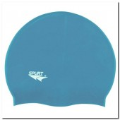 Swimming cap silicone SPURT SC12 light blue