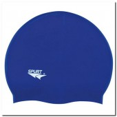 Swimming cap silicone SPURT SH71 blue