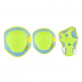 Adults protector set Nils Extreme green-blue M H106