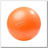 Gymnastic ball Anti-Burst 55 cm orange
