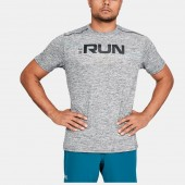 Meeste jooksusärk Under Armour Run Front Grahic SS M 1316844-001