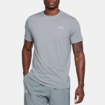 Meeste treeningsärk Under Armour Streaker Shortsleeve M 1271823-038