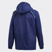 Kids windbreaker jacket adidas Core 18 RN Jacket Junior CV3742