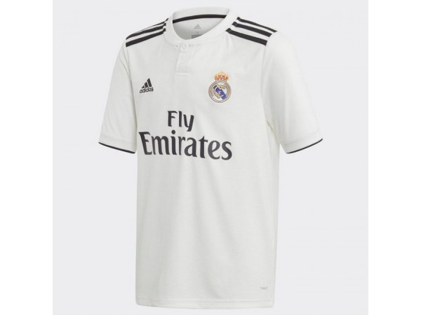 Laste jalgpallisärk adidas Real Madrid Home Junior CG0554