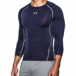 Meeste kompressioonsärk Under Armour HG Armour LS M 1257471-410