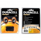 Jalgratta tuled Duracell Front+Rear 1 Led