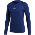 Men's warm underwear shirt adidas Alphaskin Sport LS Tee M CW9489