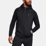 Meeste dressipluus Under Armour Rival Fleece FZ Hoodie M 1320737-001