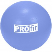 Gymnastic ball PROFIT 85cm blue