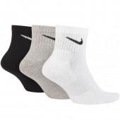 Spordisokkide komplekt Nike Everyday Cushioned Ankle SX7667-901