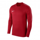 Bluza Nike Park 18 Crew Top Training JR AA2089-657 czerwona