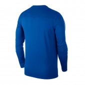 Bluza Nike Park 18 Crew Top Training JR AA2089-463 niebieska
