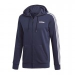 Bluza adidas Essentials 3 Stripes FZ French Terry M DU0471