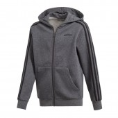 Dressipluus lastele adidas Essentials 3S Full Zip Hoodie JR DX2474