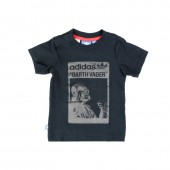 T-särk lastele adidas Star Wars Kids T-Shirt Darth Vader Tee Junior S14386