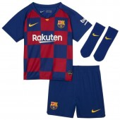 Jalgpalli komplekt lastele Nike FC Barcelona I Breathe Kit Home Junior AO3072-456