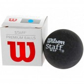 Squashi pall Wilson Staff Ball BL DOT