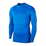 Kompressioonsärk meestele Nike Pro Top LS Tight Mock M BV5592-480