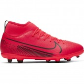Laste jalgpallijalatsid Nike Mercurial Superfly 7 Club FG/MG JR AT8150-606
