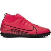 Laste jalgpallijalatsid Nike Mercurial Superfly 7 Club TF JR AT8156-606