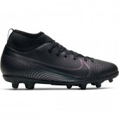 Laste jalgpallijalatsid Nike Mercurial Superfly 7 Club FG/MG JR AT8150-010