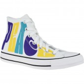 Naiste tennised Converse Chuck Taylor All Star Hi Peace W 167892C