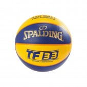 Korvpall Spalding TF 33 In/Out Official Game Ball