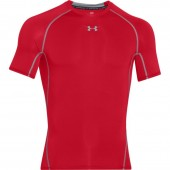 Compression shirt Mens Under Armour HeatGear Compression Shortsleeve M 1257468-600