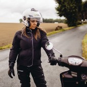 Motorcycle jacket for women NF-2785 W-TEC