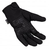 Mens moto gloves W-TEC Heart Rioter black