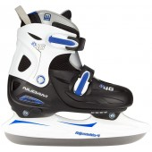 Ice hockey skates adjustable hardboot Junior Nijdam