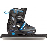 Adjustable speed skates for kids semisoft boot Nijdam