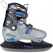 Kids ice skates adjustable Adjustable Hardboot Nidjam