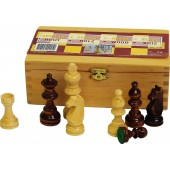 Chess Pieces 83 mm abbey