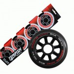RADICAL 90x24 85A wheel set Tempish