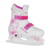 Kids ice skates adjustable FUR EXPANZE Tempish pink