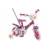 Girls bicycle Disney Minnie Mouse Bow-Tique 10 inch Volare